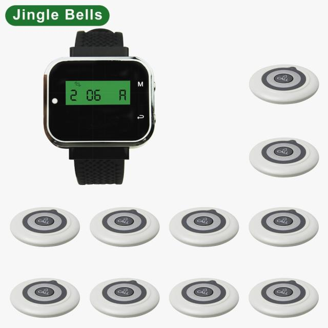 watch pager call button waiter call button